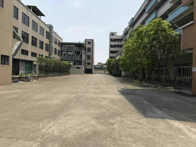 长安上市公司省选带红本30000平方独院出租中