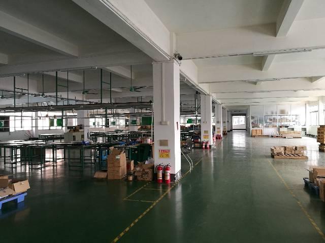 虎门镇北栅高速出口附近高薪产业园招租3楼1100方