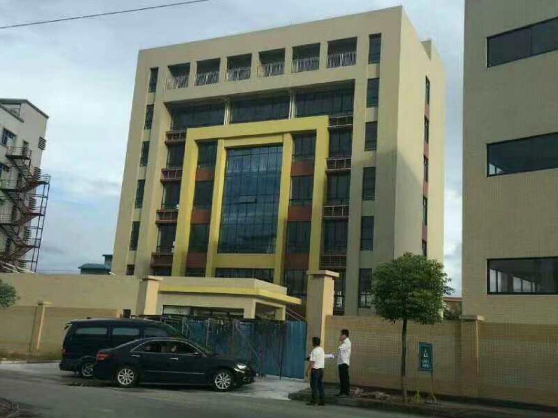 常平占地10亩建筑 7500 m²双证全新厂房