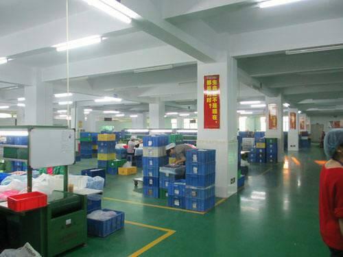 温塘标准厂房分租二楼600平米