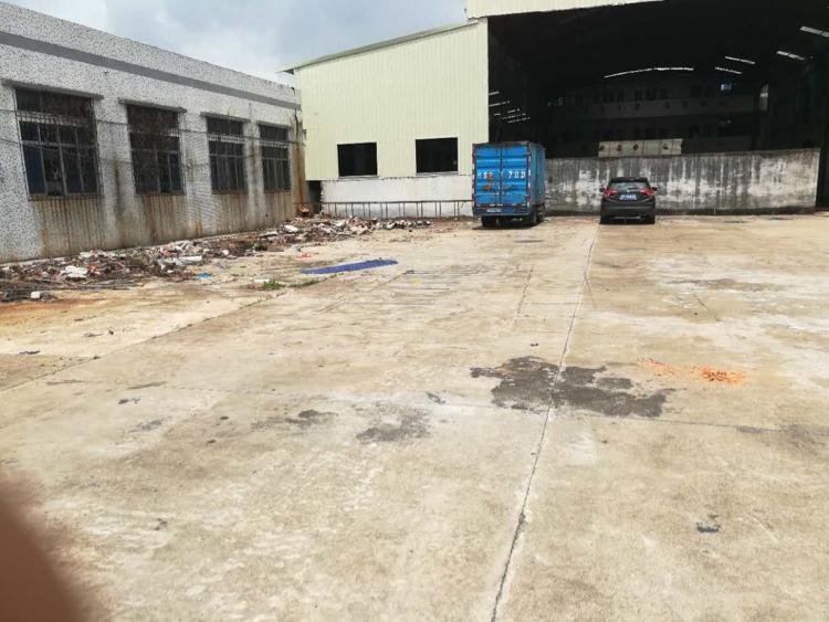 好消息黄江镇新出一个500平方钢构