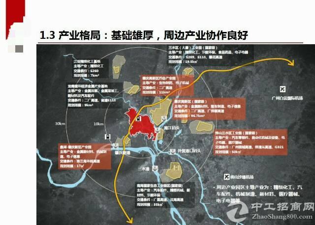 肇庆国有土地出售600亩