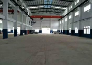 南城区独院单一层物流仓库招租,厂房钢结构16000平方米,图片2
