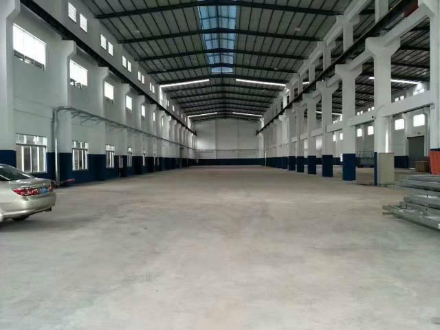南城区独院单一层物流仓库招租,厂房钢结构16000平方米,