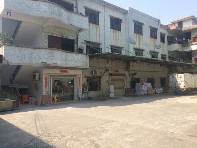 黄江镇镇中心新出标准厂房