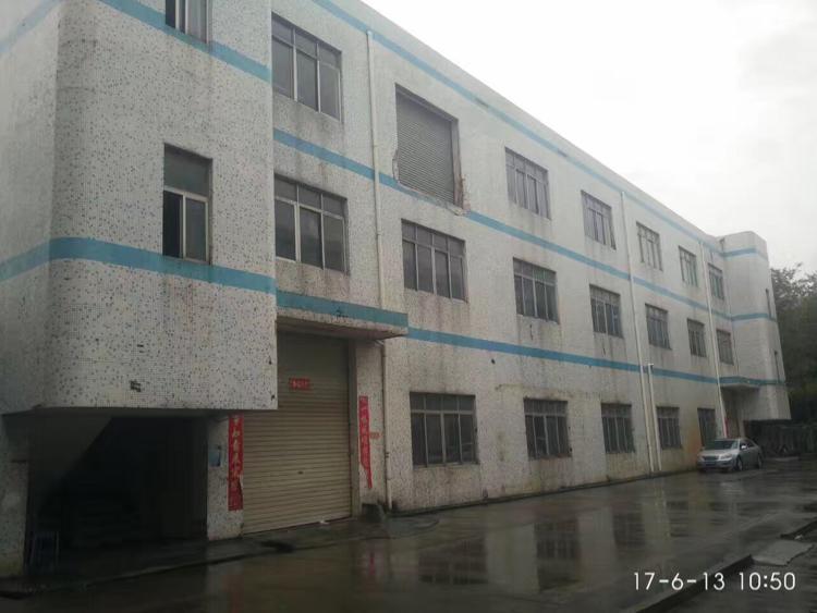 惠州高薪区红本厂房4500平米出售