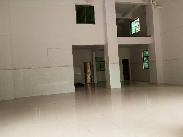塘厦龙背岭全新小厂房150平方一楼