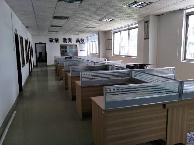 新桥第三工业区独园厂分租楼上500平精装修