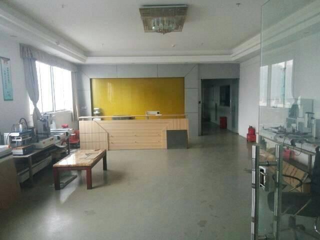 茶山卢边1楼1000平方厂房低价招租 带装修