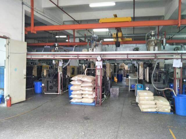 惠州独门独院厂房9850平,有桁架,14元/平
