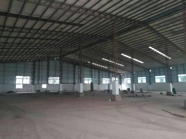 新出独院钢构厂房