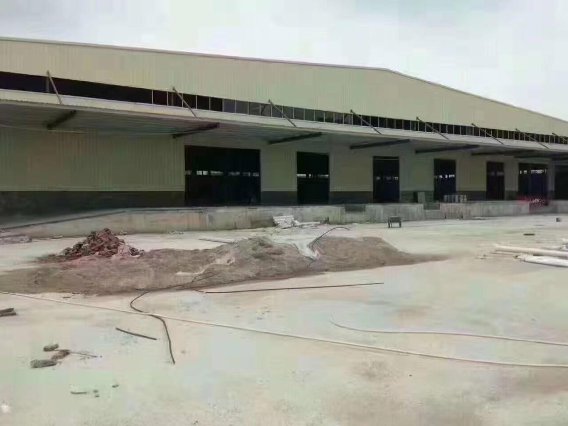 福永独门独院钢构20000平方厂房出租