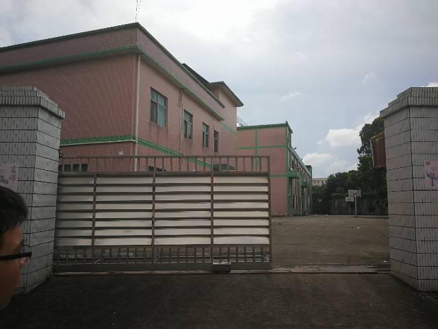 黄江莞樟路边两层独院厂房出租
