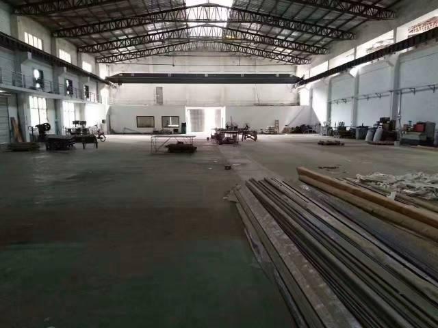 清溪镇单一层一楼10米高带行车1800厂房出租