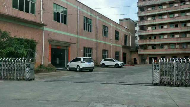 长安镇厦边新出独院厂房1一2F3800平方带精装修