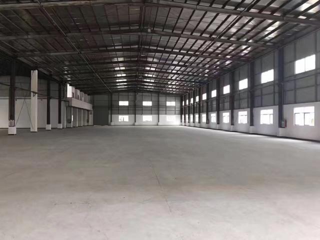 虎门周边全新钢结构厂房,独门独院5200方、有消防验收合格证