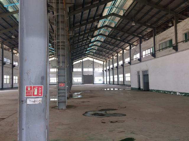 将石(12米钢结构厂房3000平方米)厂房招租