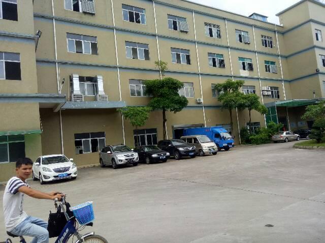 黄江鸡啼岗新出厂房二楼1650平米招租