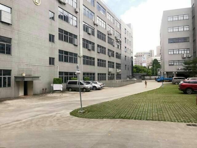 龙胜地铁口新出两栋厂房,共20000平-图2