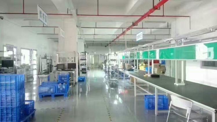 福永塘尾地铁口附近出楼上2300平方厂房出租