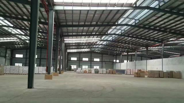望牛墩新出独院全新钢构厂房4700平米空地大