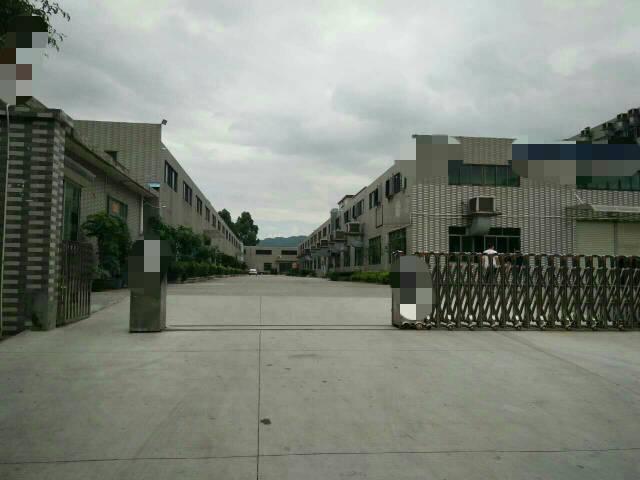 虎门镇新出砖墙到顶单一层厂房7600平方,独门独院,带环评!
