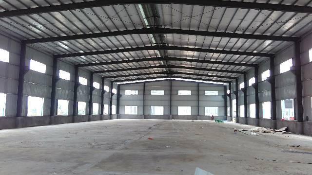 东城现成物流仓库有平台1500平方