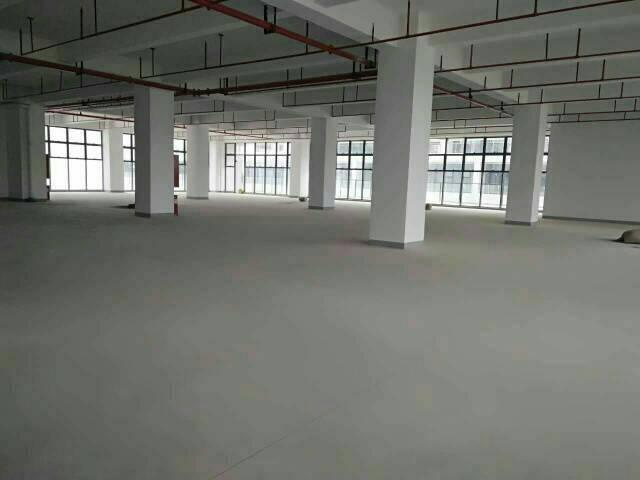 坪山新区带装修厂房1600平米十宿舍800平米打包价3万租