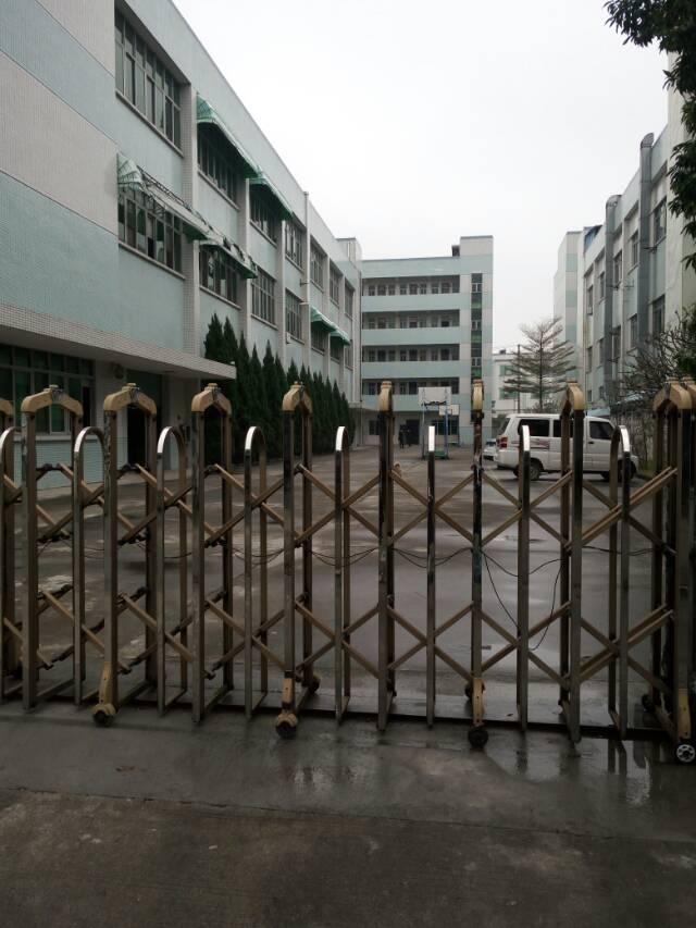 横沥三江工业区900平方带装修厂房招租