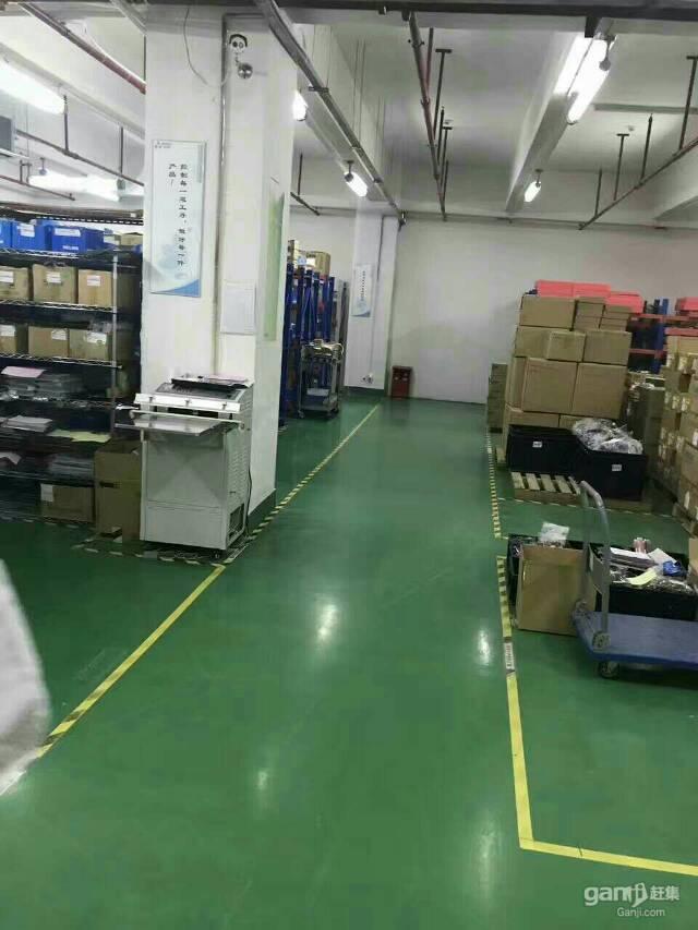 坪山石井带豪华装修厂房350平米出租