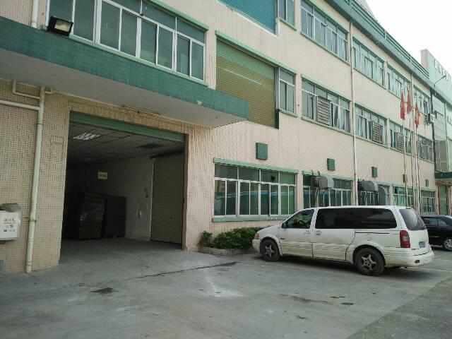 塘厦镇科苑城厂房一楼600平方出租。