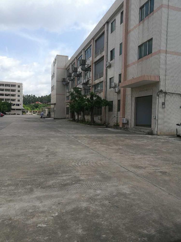 常平镇标准厂房三楼2200平方出租