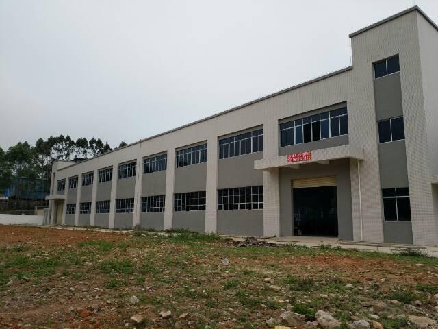 两层5600平米独院厂房出租