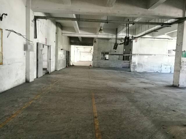 新桥高速口附近新出一楼二楼各2000平带装修厂房