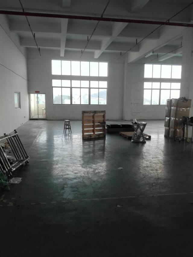 公明大型工业园800平厂房招租