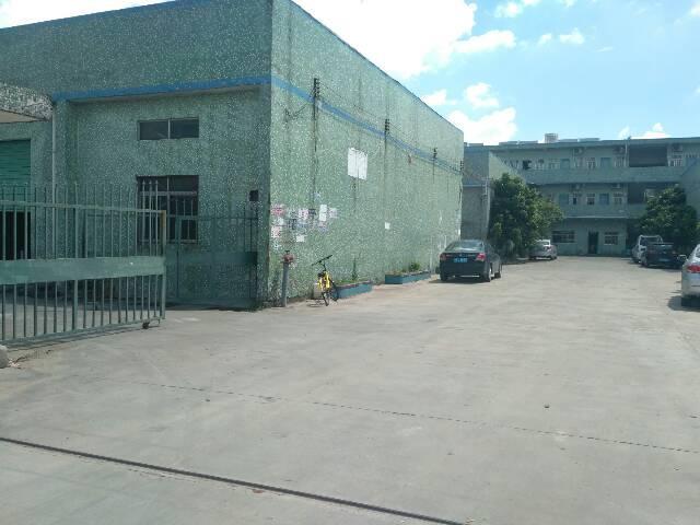 坪地六联附近单一栋七米钢构1700平出租