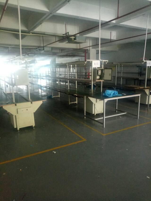 平湖辅城坳清平高速出口处带装修800平方米厂房招租-图8