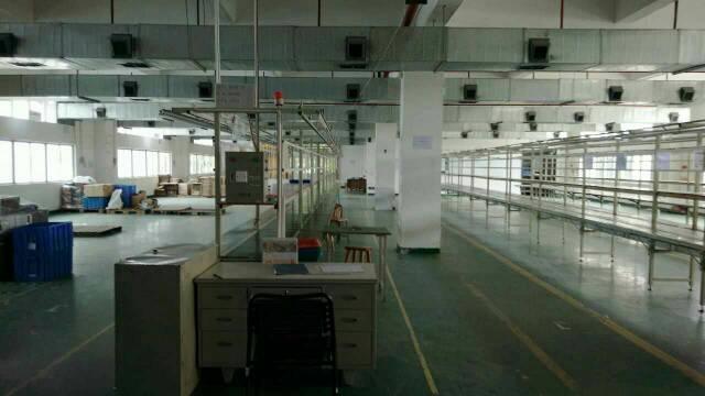 石排镇新出12000平方独院厂房