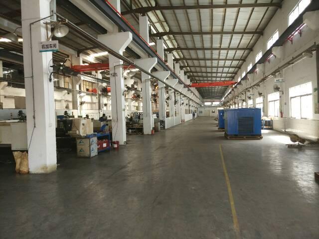 松岗出滴水12钢结构厂房2800平方米原房东有红本低价招租