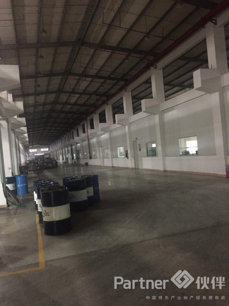 塘厦镇独门独院单一层钢结构厂房出租