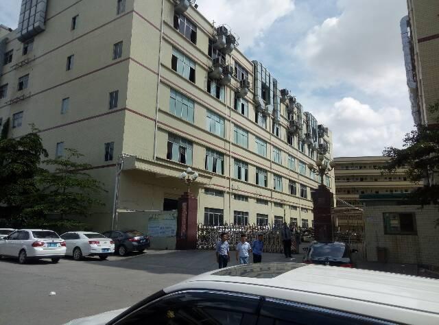 公明街道玉律原房东5层20000平方独门独院厂房