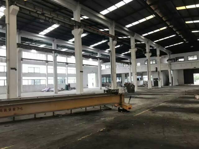 大岭山镇大塘村新出单一层厂房10000平米招租可分租