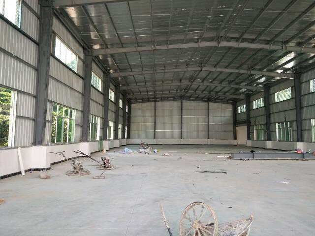 黄江镇长龙村做适合污染钢构