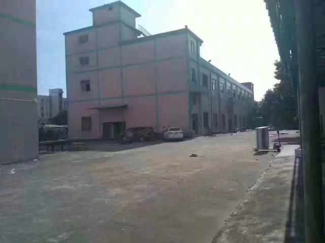 黄江镇独一无二的独院厂房现已空出,形象好,厂房靓,空地超大,