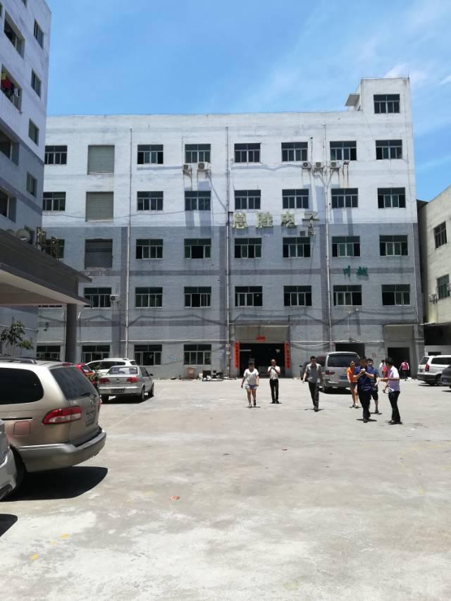虎门南栅新出独院4层4800方全新厂房2部电梯承重2栋