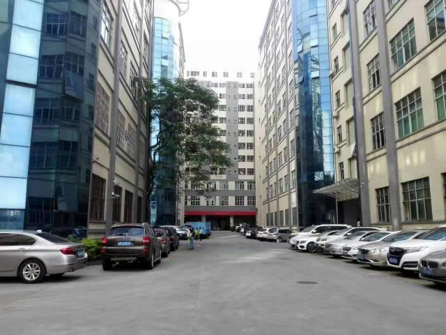 观澜福民梅观高速入口新出写字楼2000平米可以分租出租