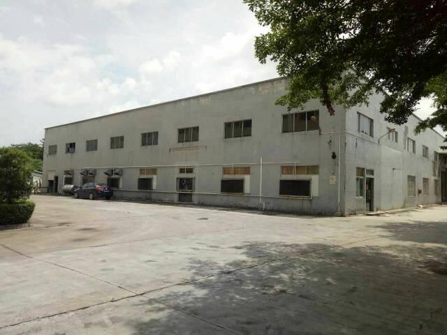 惠阳秋长独院空地超大原房东大路边厂房12000平米-图4