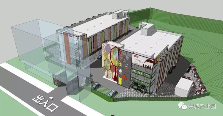 南山西丽10000平米写字楼厂房出租100平起租