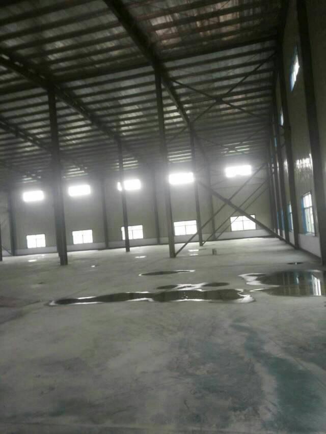 横沥镇新出独院钢构9000平方可分租 牛脚位8米