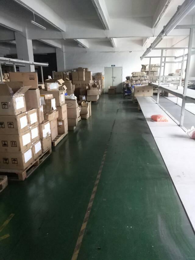 横岗大型工业区厂房,面积实在1000,价格便宜,办公室带装修